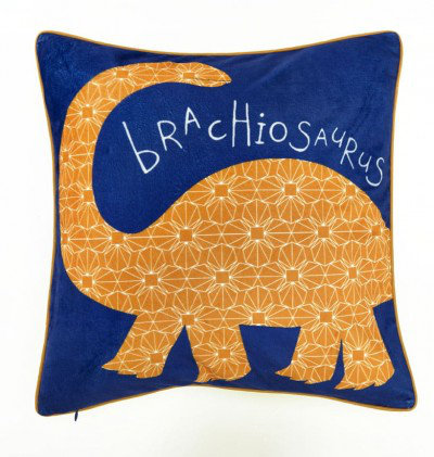 Image of Arthouse Cushions Dino Doodles Cushion, 008303