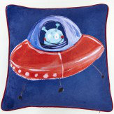 Arthouse Starship Cushion Multi - Product code: 008304