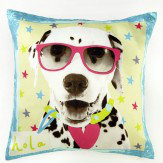 Arthouse Hall of Fame Dog Cushion Multi - Product code: 008307