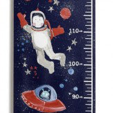 Arthouse Starship Height Chart Multi - Product code: 004155