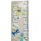 Arthouse Monster Madness Height Chart Multi - Product code: 004173