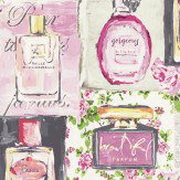 Arthouse Eau De Parfum Fuchsia Wallpaper
