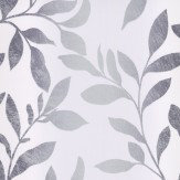 Galerie Ombre Leaves Black & Grey Wallpaper