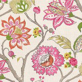 Clarke & Clarke Mariam Sorbet Fabric - Product code: F0761/06
