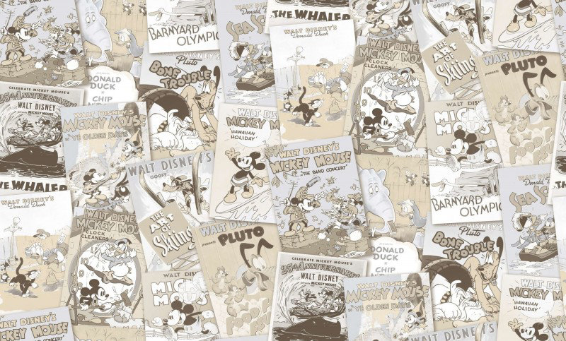 Galerie Wallpapers Mickey & Friends Posters DY30123