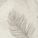 Arthouse Whisper Taupe Wallpaper