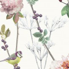 Arthouse Ella White Wallpaper