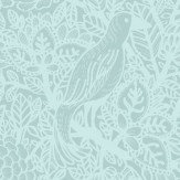 Vallila Garambola Aqua Wallpaper - Product code: 5218-2