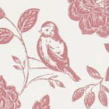 iliv Bird Garden Peony Wallpaper