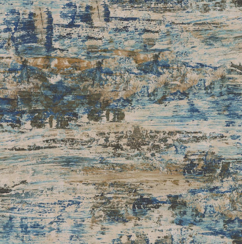 Kandola Venice Ice Blue Wallpaper - Product code: DW1620/01
