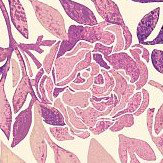 Liberty Fabrics Wallace Foxglove Wallpaper