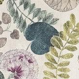 Harlequin Dardanella Linden / Emerald Fabric