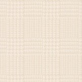 Albany Dogtooth Plain Beige Wallpaper