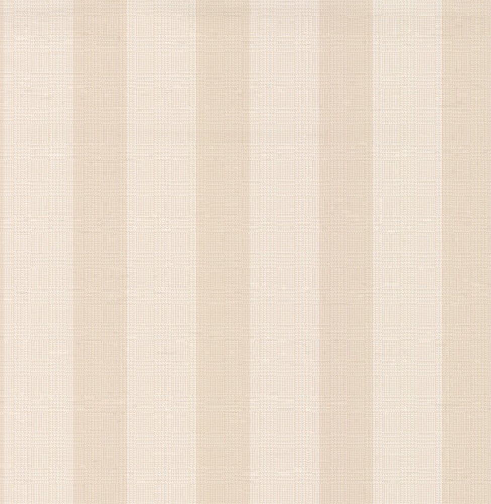Albany Dogtooth Stripe Beige Wallpaper - Product code: 40444