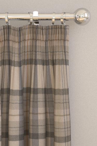 Prestigious Cairngorm Oatmeal Curtains - Product code: 1703/107