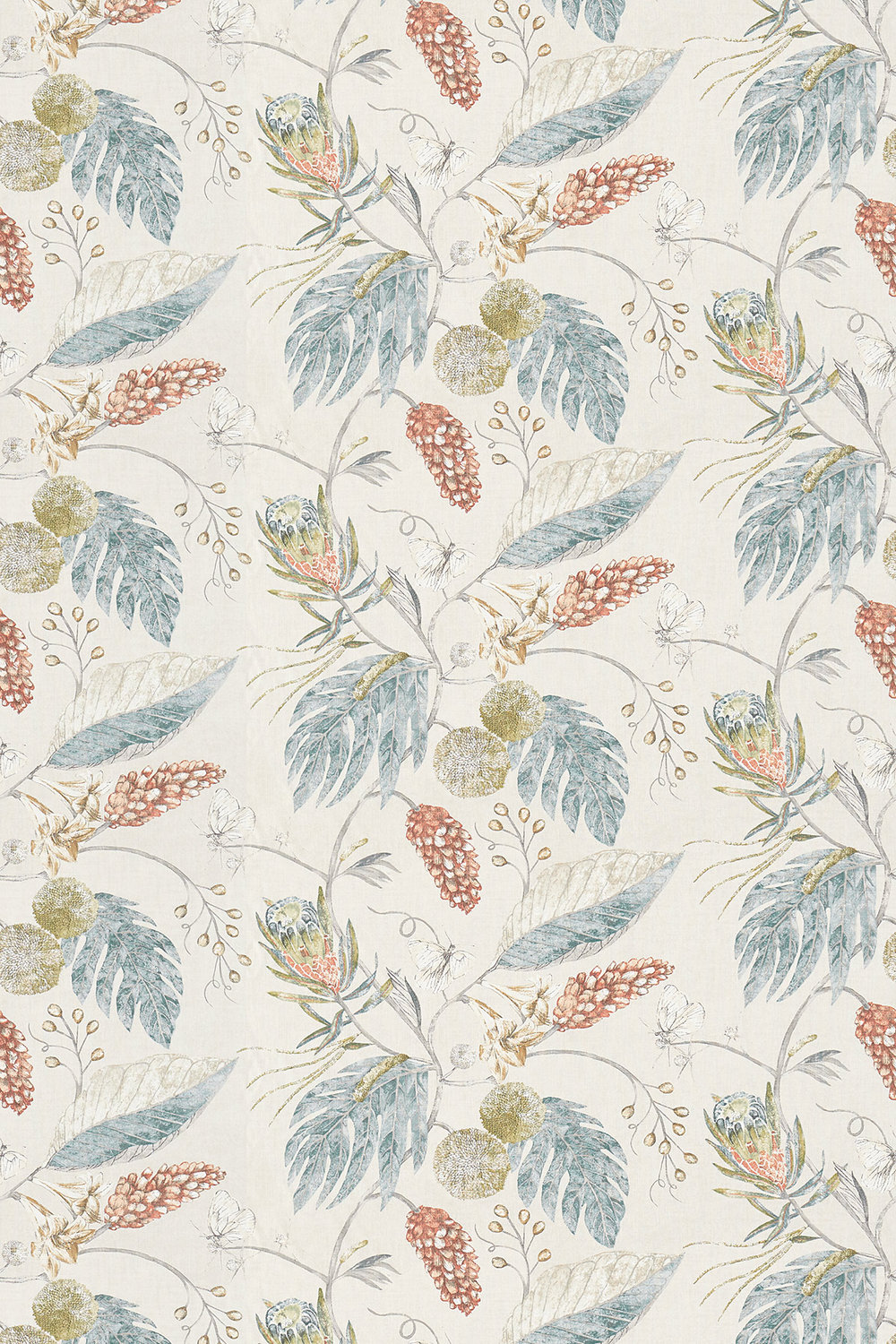 Room Ideas With Harlequin Butterfly Fabric