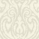 Architects Paper Downton Damask Cream Wallpaper