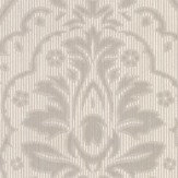 Architects Paper Westminster Damask Linen Wallpaper