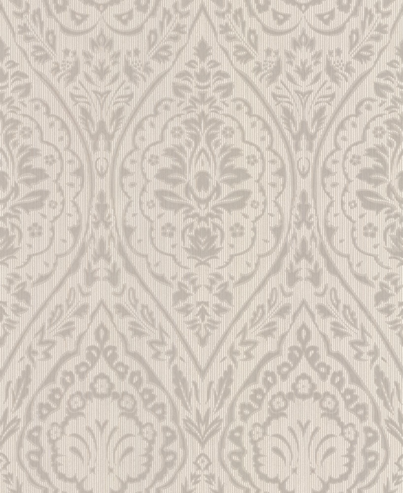 Architects Paper Westminster Damask Linen Wallpaper main image