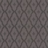 Architects Paper Windsor Diamond Chocolate Brown Wallpaper