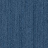 Architects Paper Raw Silk Midnight Blue Wallpaper