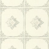 Architects Paper Chatsworth Cream Wallpaper