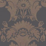 Cole & Son Baudelaire Bronze Wallpaper