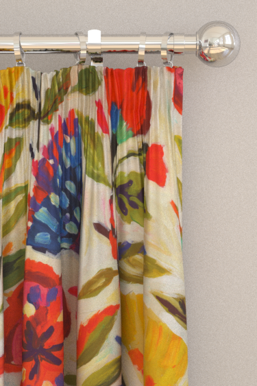 Prestigious Fandango Tropical Curtains - Product code: 8566/522