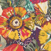 Prestigious Tropical Garden Passion Fruit Fabric - Product code: 8569/982