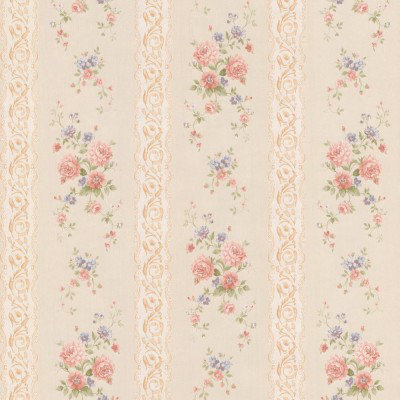 Albany Wallpapers Floral Stripe, 20748