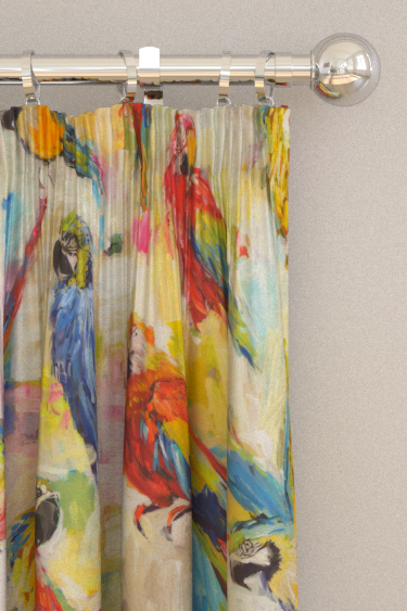 Prestigious Macaw Tropical Curtains - Product code: 8570/522