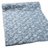 iliv Henley Bird Garden Throw Denim Small