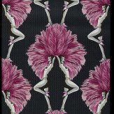 Graduate Collection Showgirls  Pink Wallpaper - Product code: MS1SGWALPIN