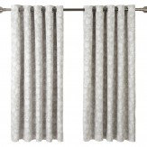 iliv Henley Bird Garden Eyelet Lined Curtains Natural  Ready Made Curtains - Product code: 682745
