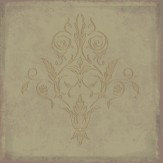 Cole & Son Albery Soft Gold Wallpaper