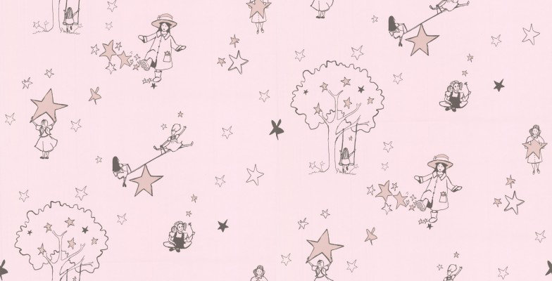 Image of Katie Bourne Interiors Wallpapers Catch a Star, G2 Catch