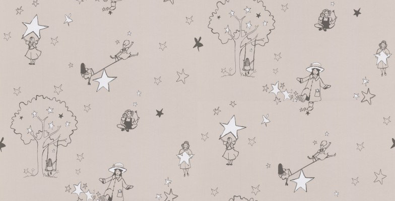 Image of Katie Bourne Interiors Wallpapers Catch a Star, G7 Catch