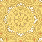 Cole & Son Piccadilly Yellow  Wallpaper