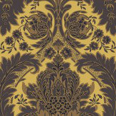 Cole & Son Coleridge Yellow  Wallpaper