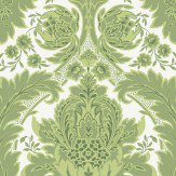 Cole & Son Coleridge Green  Wallpaper