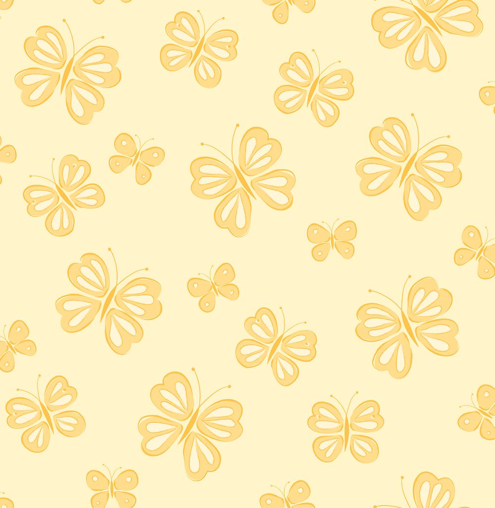 Albany Butterflies Honey Wallpaper main image