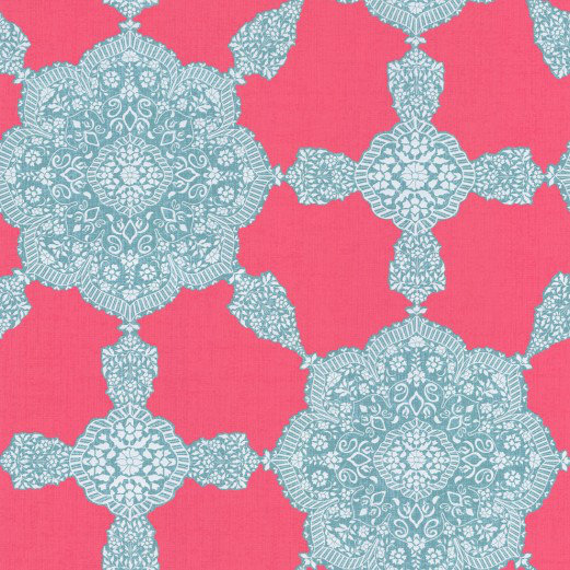 Thibaut Wallpapers Medallion Paisley, T88726