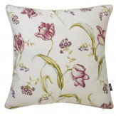 iliv Botanica Tulipa Trellis Cushion Soft Red