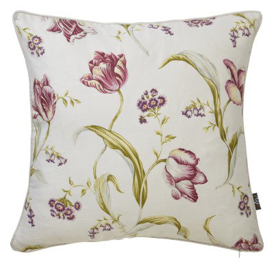 Image of iliv Cushions Botanica Tulipa Trellis Cushion, 677330