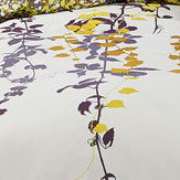 Clarissa Hulse Boston Ivy Single Duvet Sulphur Duvet Cover