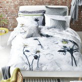 Designers Guild Pomander Super King Duvet Dove  Duvet Cover