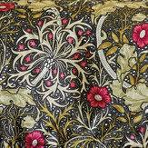 Morris Seaweed Duvet Black Duvet Cover - Product code: 021020