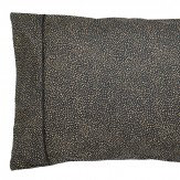 Morris Seaweed Housewife Pillowcase Black
