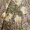 Morris Pimpernel Duvet Aubergine Duvet Cover