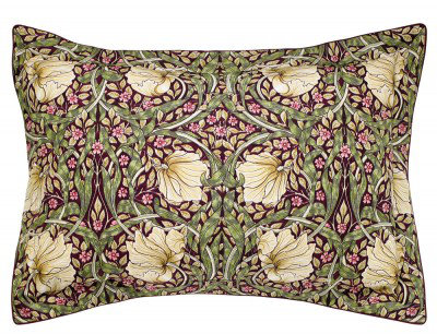 Image of Morris Pillowcases Pimpernel Oxford Pillowcase, 102030